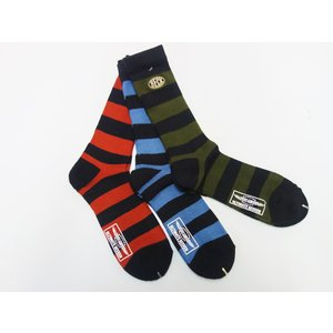 TOYS McCOY トイズマッコイ 靴下 3 PACK BOOTS SOCKS TMA2007|moveclothing