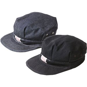 TROPHY CLOTHING トロフィークロージング 帽子 UNION RAIL ROADER CAP|moveclothing