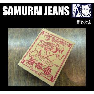 SAMURAI JEANS  サムライ 雷石鹸|moveclothing