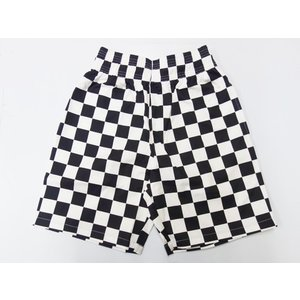 COOKMAN クックマン ショーツ Chef Short Pants 【Checker】 moveclothing