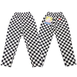 COOKMAN クックマン パンツ シェフパンツ Chef Pants 【Checker】|moveclothing