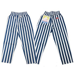 COOKMAN クックマン パンツ シェフパンツ Chef Pants 【Wide stripe】|moveclothing
