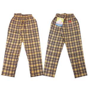 COOKMAN クックマン パンツ シェフパンツ Chef Pants Corduroy Tartan 【BEIGE】|moveclothing