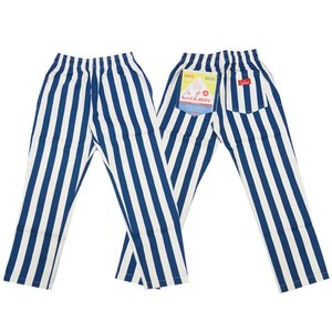 COOKMAN クックマン パンツ シェフパンツ Chef Pants Kids【Wide stripe】|moveclothing