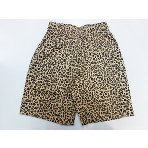 COOKMAN クックマン ショーツ Chef Short Pants 【Leopard】|moveclothing