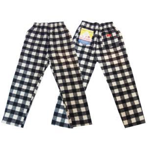 COOKMAN クックマン パンツ シェフパンツ Chef Pants 【Nel Buffalo Check】 White|moveclothing