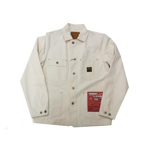 TROPHY CLOTHING トロフィークロージング カバーオール Naturally Duck Coverall|moveclothing