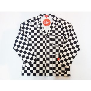 COOKMAN クックマン ジャケット Lab.Jacket 【Checker】|moveclothing