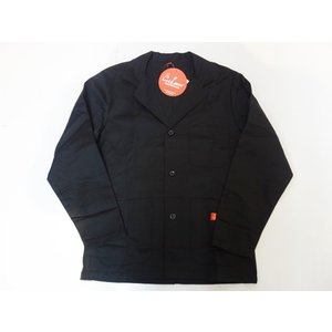COOKMAN クックマン ジャケット Lab.Jacket 【Black】|moveclothing