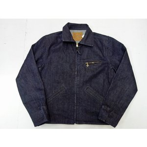 TROPHY CLOTHING トロフィークロージング ジャケット INDIGO HUMMING BIRD JACKET|moveclothing