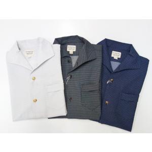 PHERROW'S フェローズ 半袖シャツ 19S-PICS2|moveclothing