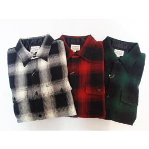 PHERROW'S フェローズ ネルシャツ 19W-796HS|moveclothing