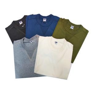 フェローズ Tシャツ PCT1-S(ブラック)|moveclothing