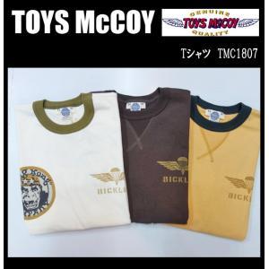 TOYS McCOY トイズマッコイ Tシャツ TMC1807|moveclothing