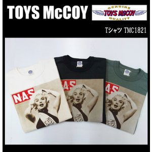TOYS McCOY トイズマッコイ Tシャツ TMC1821 moveclothing