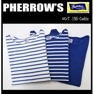 PHERROW'S フェローズ ロンT 19S-Cedric|moveclothing