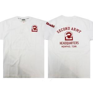 PHERROW'S フェローズ Tシャツ 19S-PPT1|moveclothing