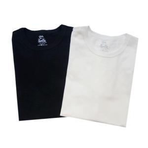 桃太郎ジーンズ 【MT302】ジンバブエコットン半袖Tシャツ|moveclothing