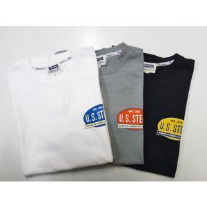 PHERROW'S フェローズ Tシャツ 21S-PT3|moveclothing