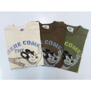 TOYS McCOY トイズマッコイ Tシャツ TMC2104|moveclothing