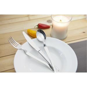 ディナーナイフ 1pc / ヘッドアップ フラットウェア クリスタル|moveon-shop|05