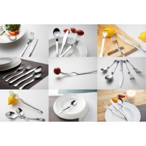 ディナーナイフ 1pc / ヘッドアップ フラットウェア クリスタル|moveon-shop|06