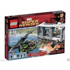 アイアンマン(Iron Man) レゴブロック・LEGO...