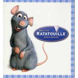 ピクサー製作『レミーのおいしいレストラン』(2007年公開、(声)パットン・オズワルト、ルー・ロマー...