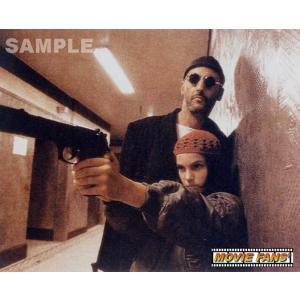 ブロマイド写真【外国製】『レオン』/廊下で銃を構える/ジャン...