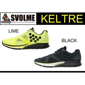 SVOLME スボルメ SVOLME/スボルメ シューズ KELTRE(ケルトレ) BLK 181-...