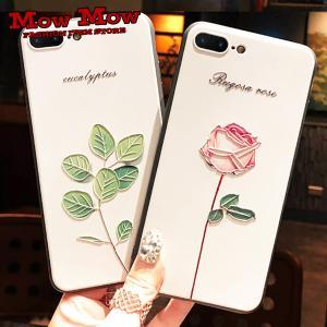 iPhone SE 第2世代 11 Pro ケース Max iPhoneXR iPhoneXS XSMax X iPhone8 8Plus iPhone7 7Plus 植物 花柄 おしゃれ sc0083 mowmow0731