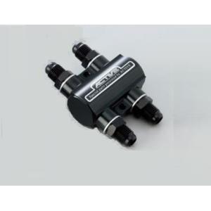オイルクーラーのオイルラインに装着し、エンジンオイルの温度によってコアへの流量をコントロールするサー...