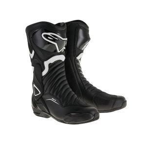 Alpinestars SMX-6 v2 BOOT/SMX-6ブーツ (12) BLACK WHITE|mpc