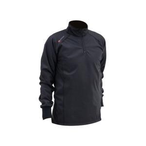 デイトナ HenlyBegins  HBV-001 防風インナーシャツ(XL) BK (91214)|mpc