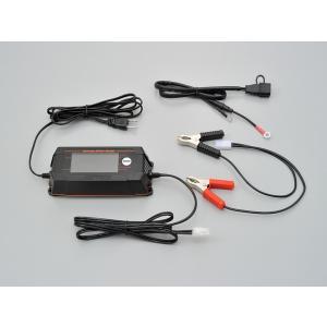 電圧テスターとして使用可能。 本体はIP65相当の防滴・防塵仕様。 車体接続ハーネス付属。 二輪自動...