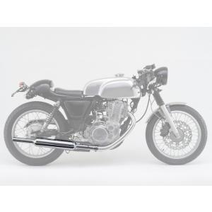 デイトナ スリップオン キャブトンタイプマフラーSR400 FI (92255)|mpc