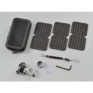 デイトナ バイク用スマートフォンケース  XLサイズ/クイッククランプ式 (94806)|mpc
