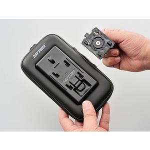 デイトナ バイク用スマートフォンケース  XLサイズ/クイッククランプ式 (94806)|mpc|02