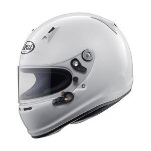 アライ カート用 フルフェイスヘルメット SK-6 PED (ホワイト)/XLサイズ|mpc