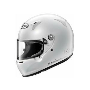 アライ 4輪用 フルフェイスヘルメット GP-5W 8859(ホワイト)/XLサイズ|mpc