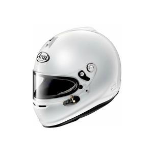 アライ 4輪用 フルフェイスヘルメット GP-6S 8859(ホワイト)/XLサイズ|mpc