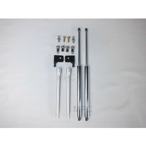 TECHNICA SPORTS/VISION ボンネットダンパー S2000/AP1,AP2 mpc