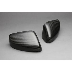 VISION CARBON parts for CR-Z ドアミラーカバー 簡単装着!ドアミラーに貼...