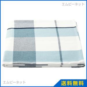 IKEA イケア RUTIG テーブルクロス チェック模様 ブルー|mpee