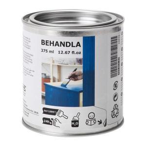 IKEA イケア  BEHANDLA ベハンドラ グレージング ブルー (103.897.45)|mpee