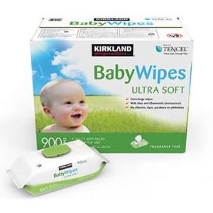 【コストコ】赤ちゃん用 おしりふき  KS BABY WIPES カークランドシグネチャー