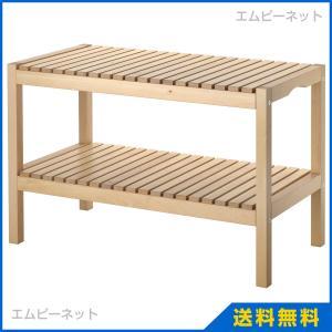 IKEA イケア MOLGER ベンチ バーチ (202.414.52)|mpee