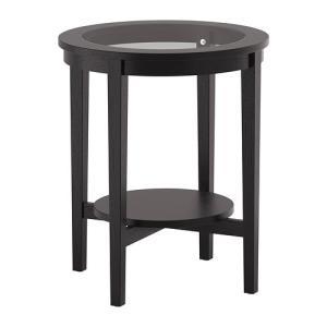高さ:63cm 直径:54cm  雑誌などを収納できる棚が付いているので、テーブルの上がすっきりかた...