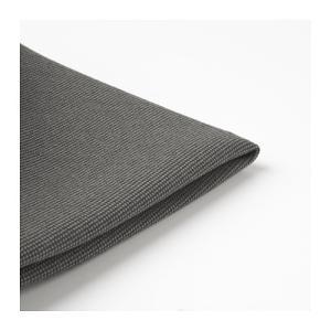 IKEA イケア  FROSON フローソーン カバー チェアクッション用 屋外用 ダークグレー (203.917.24)|mpee