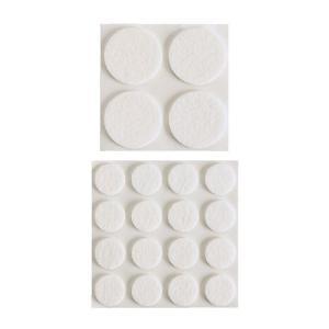 IKEA イケア FIXA 接着式フロアプロテクター20枚セット (301.887.22)|mpee